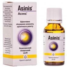 Buy Asinis Drops (Bottle) 20 ml
