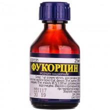 Buy Fucorcin Bottle 25 ml
