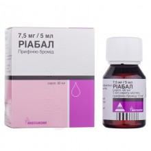 Buy Riabal Bottle 7.5 mg/5 ml, 60 ml
