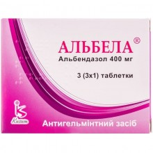 Buy Albela Tablets 400 mg, 3 tablets