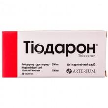 Buy Tiodaron Tablets 30 tablets