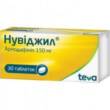 Buy Nuvigil tablets 150 mg, 30 pcs