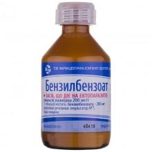 Buy Benzyl benzoate Bottle 200 mg/g, 50 ml