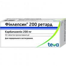 Buy Finlepsin Tablets 200 mg, 50 tablets
