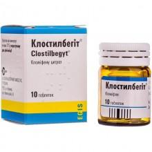 Buy Clostilbegyt Tablets 50 mg, 10 tablets