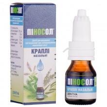 Buy Pinosol Drops (Bottle) 10 ml, 1 pc.