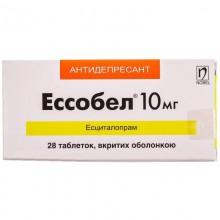 Buy Essobel Tablets 10 mg, 28 tablets