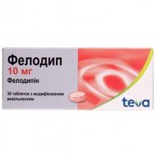 Buy Felodip Tablets 10 mg, 30 tablets
