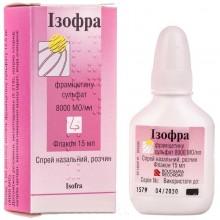 Buy Isofra Spray 8000 IU/ml, 15 ml