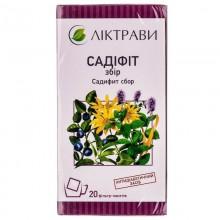 Buy Sadifit gathering Tea (Filter bag) 20 sachets of 3 g