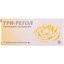 Buy Tri-regol Tablets 21 tablets