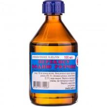 Buy Hydrogen peroxide Bottle 100 mg/ml, 100 ml