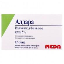Buy Aldara Cream 50 mg/g, 12 single-use 250 mg sachets
