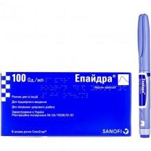 Buy Epidera Syringe 100 IU/ml, 5 syringes of 3 ml (thermolabile)