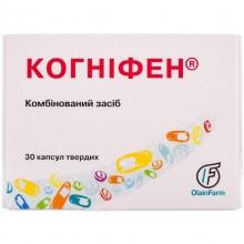 Buy Cognifen Capsules 300 mg/5 mg, 30 capsules