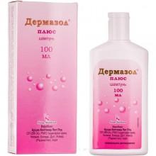 Buy Dermazole Shampoo 20 mg/ml, 100 ml