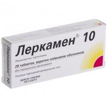 Buy Lercamen Tablets 10 mg, 28 tablets