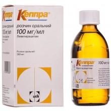 Buy Keppra Bottle 100 mg/ml, 300 ml