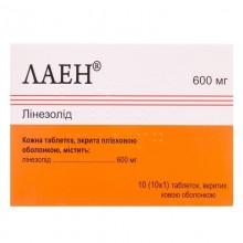 Buy Laen Tablets 600 mg, 10 tablets