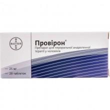 Buy Proviron Tablets 25 mg, 20 tablets