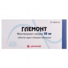 Buy Glemont Tablets 10 mg, 30 tablets