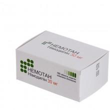 Buy Nemotan Tablets 30 mg, 100 tablets