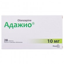 Buy Adagio Tablets 10 mg, 28 tablets