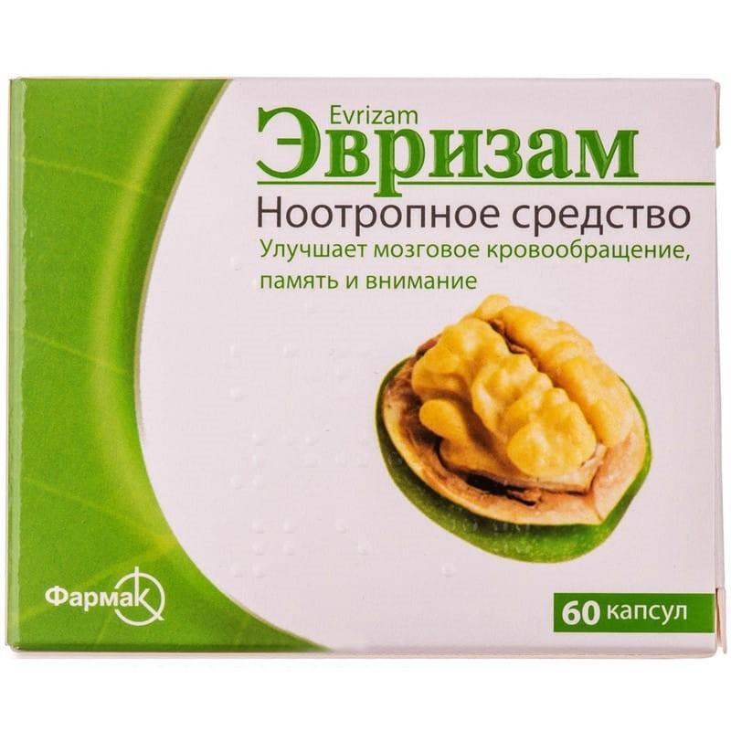 Buy Evryzam Capsules 400 mg + 25 mg, 60 capsules