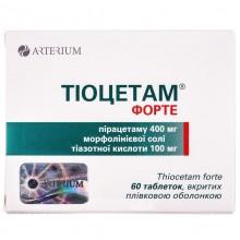 Buy Thiocetam Tablets 60 tablets