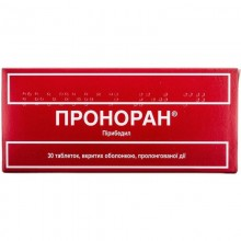 Buy Pronoran Tablets 50 mg, 30 tablets