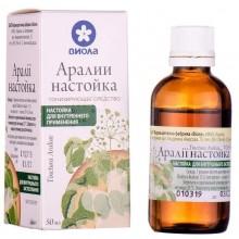 Buy Aralia tincture Bottle 50 ml