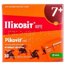 Buy Picovit Tablets 30 tablets