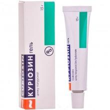 Buy Curiosin Gel 1.027 mg, 15 g